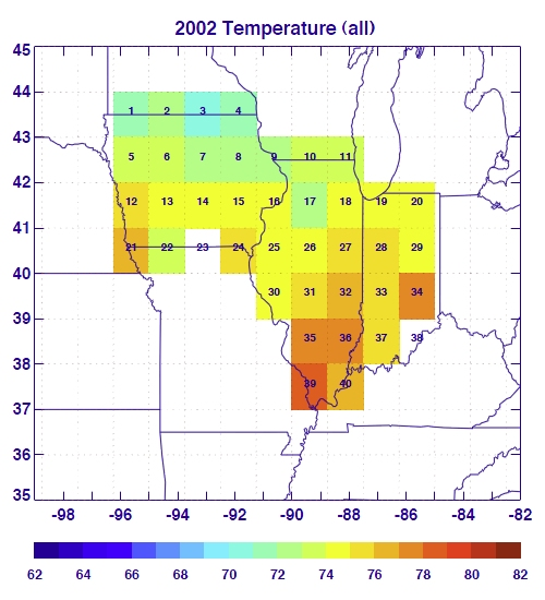 2002 Surface Temperature (All)